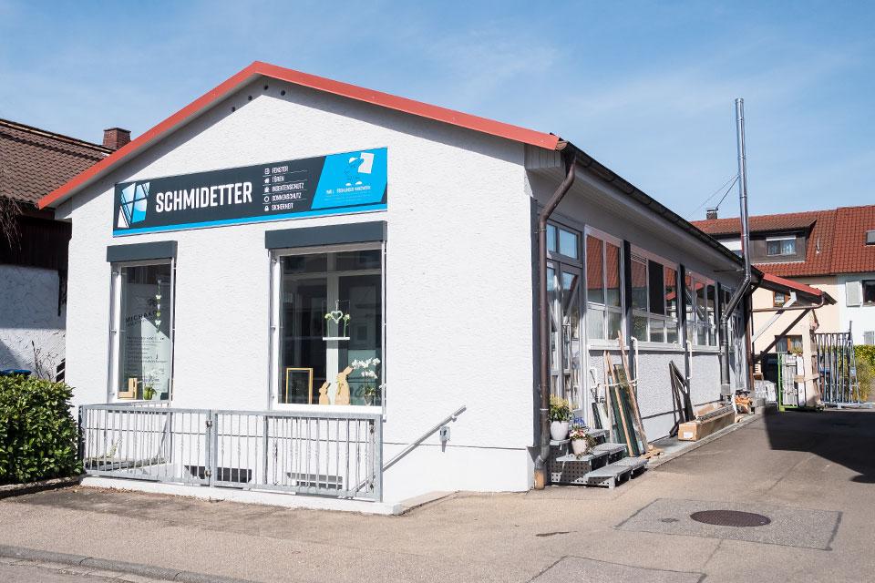 Unser Unternehmen in der Zehntstraße in 73779 Deizisau
