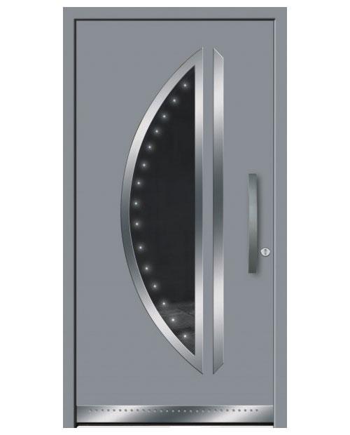 Aluminium-Kunststoff-Türen